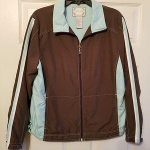 Green Tea jacket size x-large